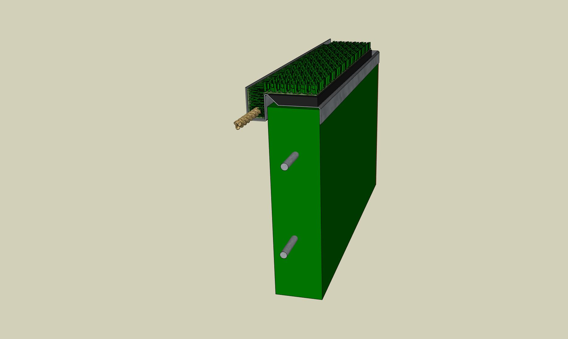 retaining-kerb-clamping-system